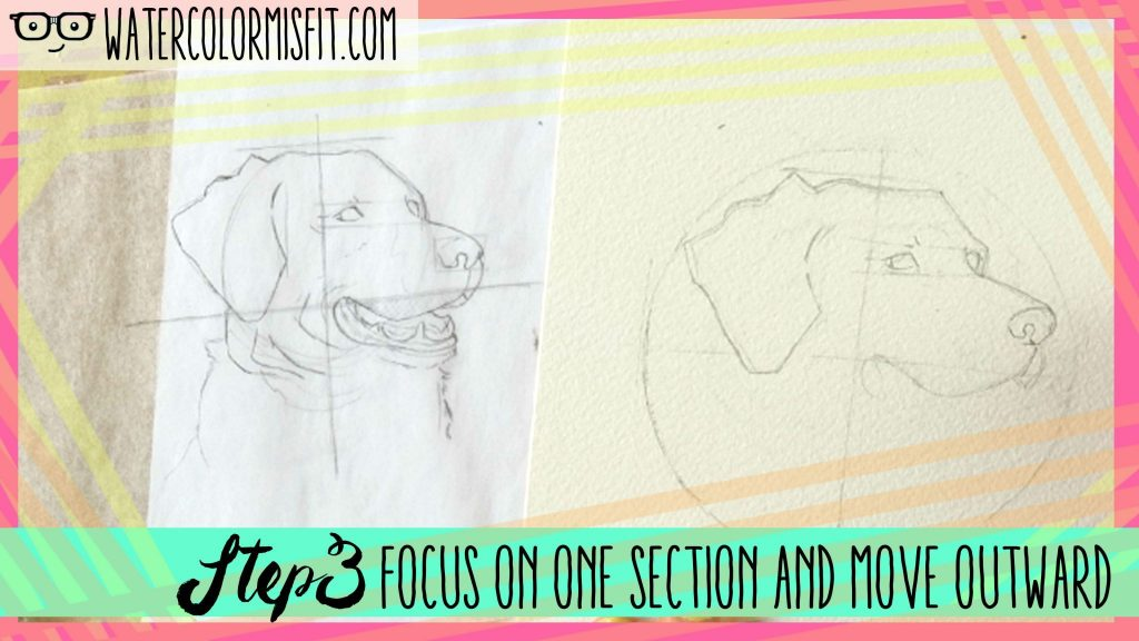 bullseye focus point