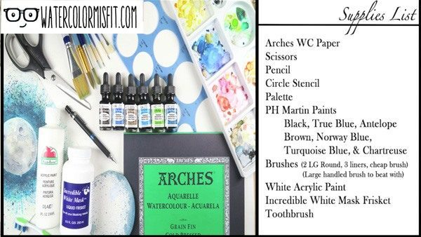 Supplies List